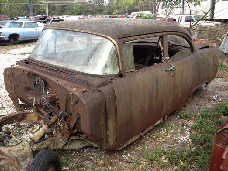 1955 2-Door Sedan