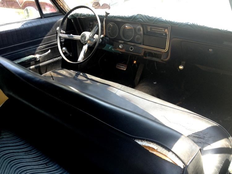 1967 Chevy Bel Air 4-door Wagon
